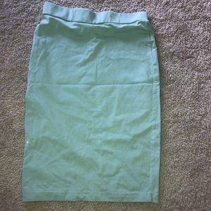 F21 high waist skirt